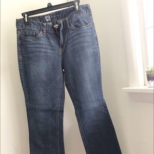 CURVY BOOT CUT DENIM JEANS